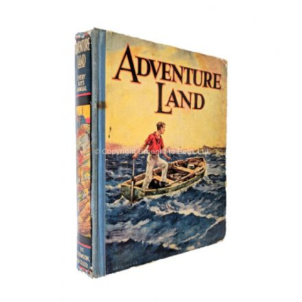 Adventure Land Annual 1930 D.C Thomson